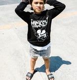 Adam + Yve BLACK SWEATER FOR BOYS TROUSER LONG SWEATER | COOL CHILDREN'S CLOTHING