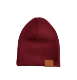 Strojmisie RODE MUTS | KINDER MUTS ROOD | BABY MUTS BORDEAUX ROOD