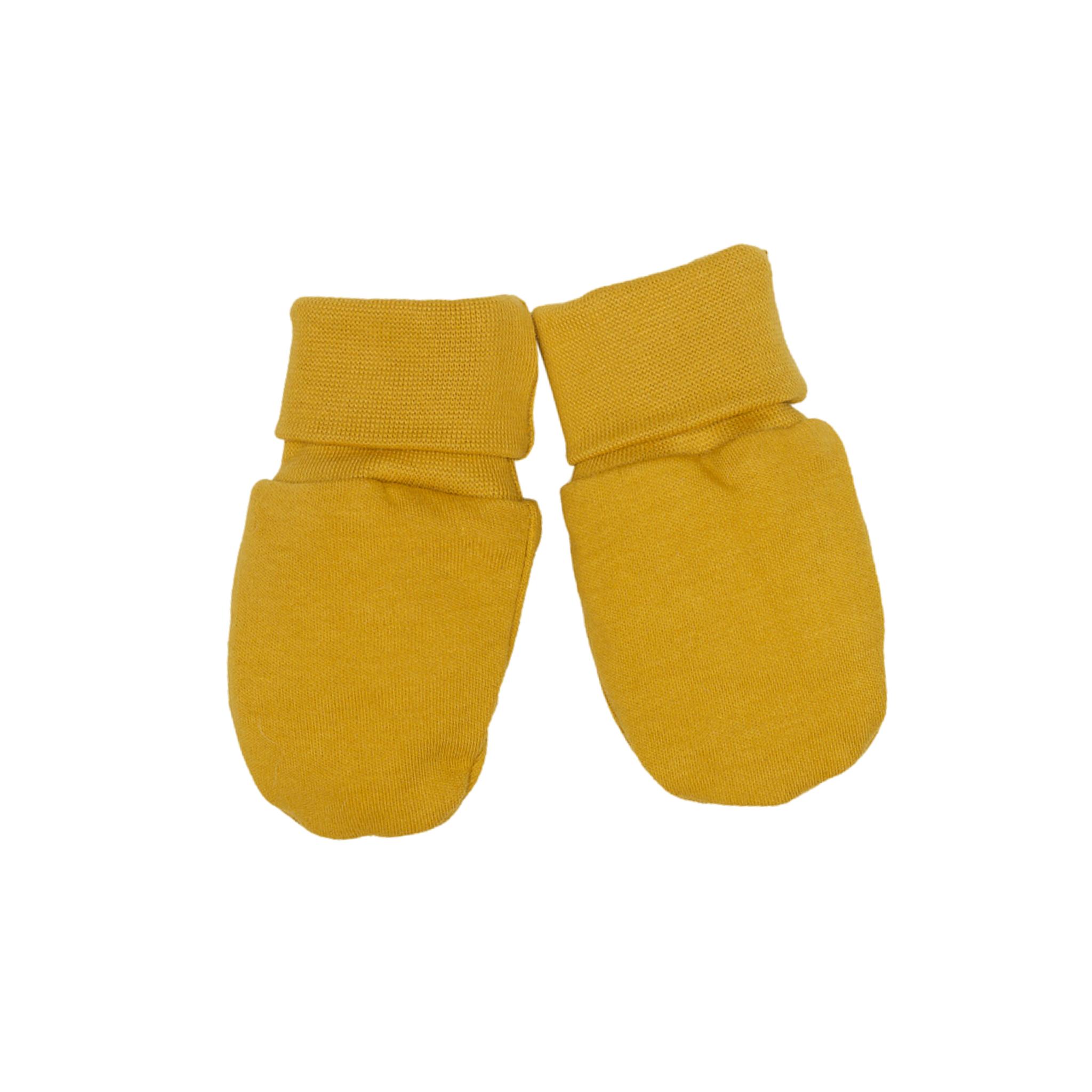 Wooly Organic NEWBORN HANDSCHOENTJES | WANTEN VOOR PASGEBOREN BABY'S