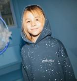 Minikid DARK BLUE HOODIE   HOODED SWEATER   COOL KIDS CLOTHING