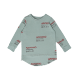 Minikid EXTRA LONG LONG SLEEVE | MINT LONG SLEEVED TEE | MINIKID KIDSWEAR