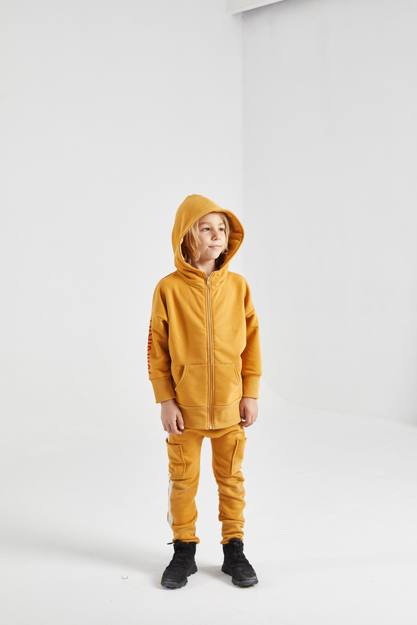 Minikid OCHER JOGGING PANTS   COMFORTABEL JOGGERS   KIDSWEAR