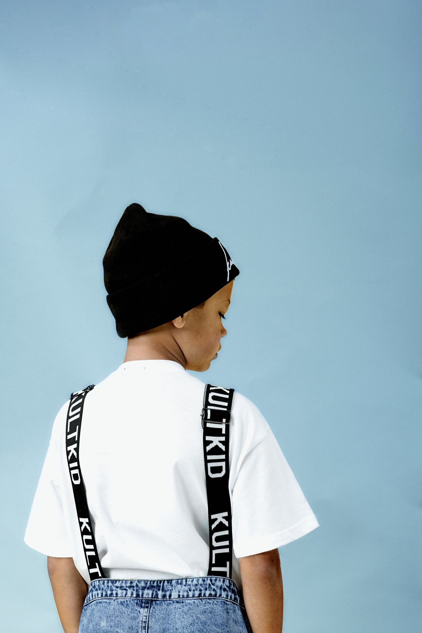Kultkid OVERSIZED DUNGAREES | CHILDREN'S CLOTHES | STREETWEAR