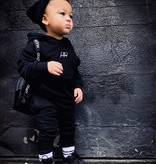 Kultkid OVERSIZED TRACKSUIT | BLACK CHILDREN'S CLOTHES | STREETWEAR