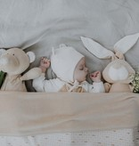 Wooly Organic NEWBORN BABY HAT   HAT FOR NEWBORN BABY   BEAR HAT