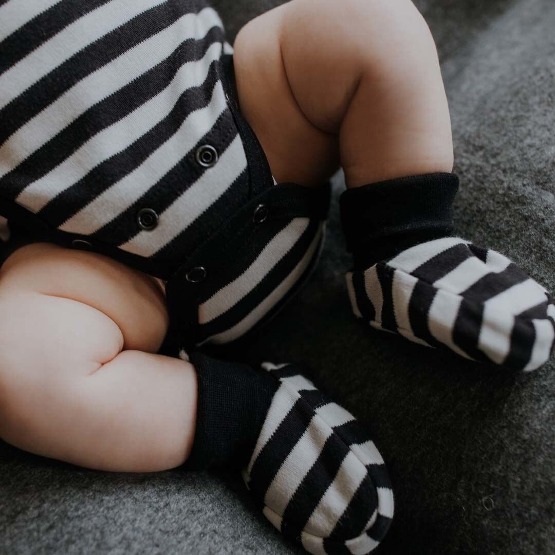 Wooly Organic NEWBORN SCHOENTJES | SLOFJES VOOR PASGEBOREN BABY'S