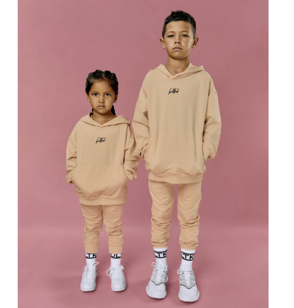 Kultkid OVERSIZED TRACKSUIT CLAY