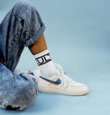 Kultkid COOL WHITE SOCKS | HIGH SOCKS WHITE FOR CHILDREN | KULTKID