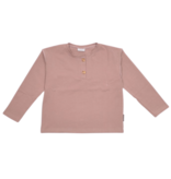 No Labels Kidswear OLD PINK LONG SLEEVE | LONG SLEEVED SHIRT | CHILDREN'S CLOTHING