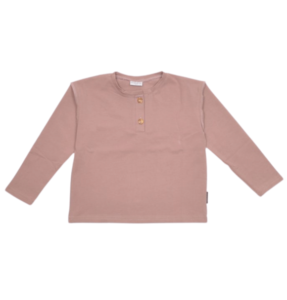 No Labels Kidswear LONGSLEEVE DUSTY PINK