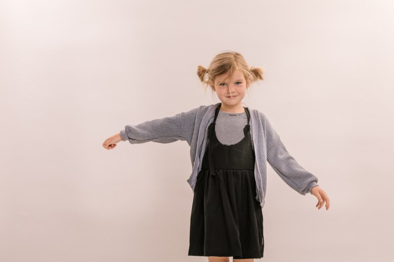 No Labels Kidswear UNISEX CHILDREN'S CLOTHING | OVERSIZED CARDIGAN | COOL CARDIGAN FOR KIDS