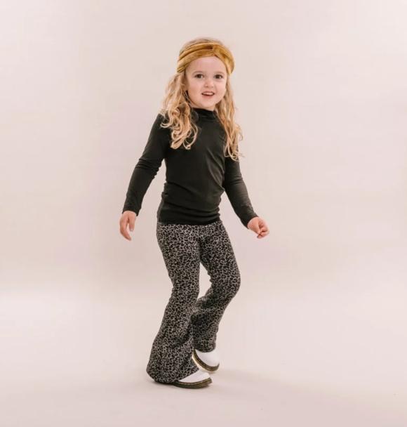 No Labels Kidswear FLARED PANTS LEO