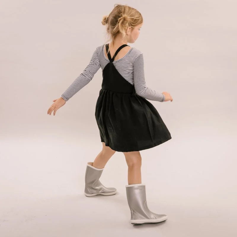 No Labels Kidswear SALOPETTE DRESS