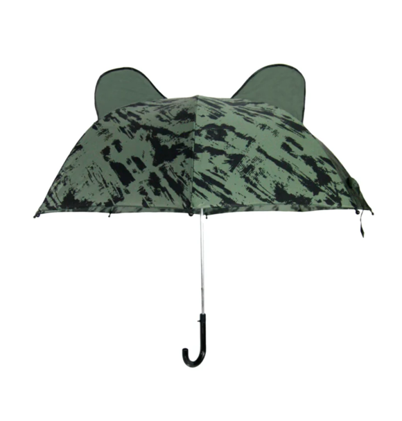 VanPauline UMBRELLA GREEN DISTRESS