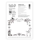 Ducky Street KERST TATTOO | Sticker Kinder tatoeages met kerst thema
