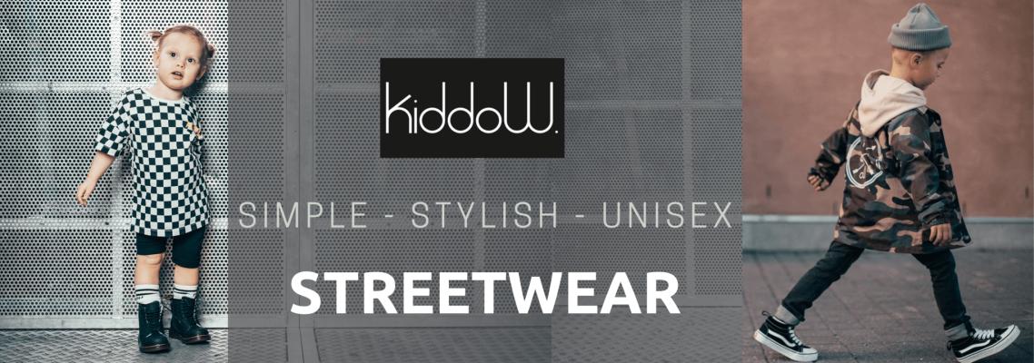 childrens clothing steetwear kiddow in Nederland