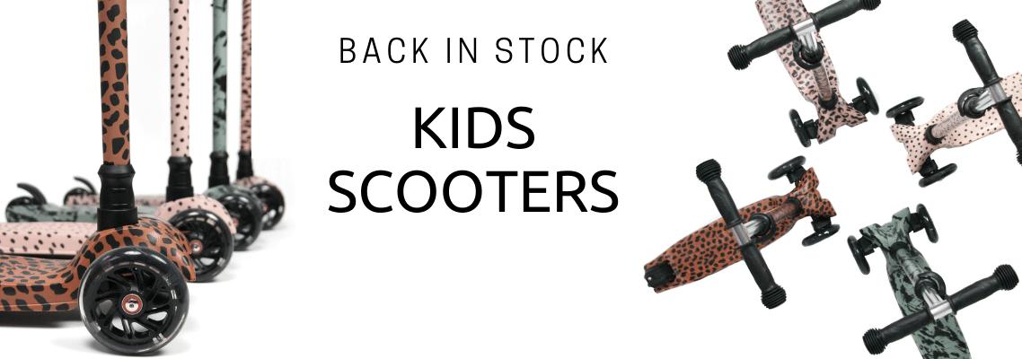 step kind twee voorwielen peuter scooter vanpauline