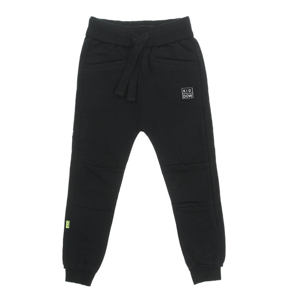 Kiddow JOGGERS BLACK