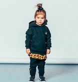Kiddow BLACK JOGGER | COMFORTABLE TROUSERS FOR CHILDREN | STREET STYLE KIDSWEAR