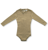 Grown FINE KNITTED ROMPER | BEAUTIFUL BODYSUIT MADE FROM GOTS COTTON