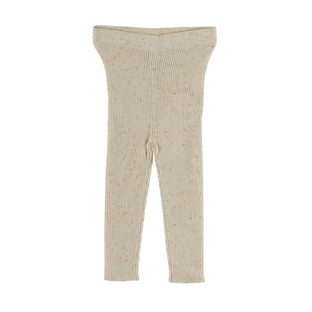 Grown  FINE KNITTED LEGGINGS | BEAUTIFUL BABY PANTS MADE OF GOTS COTTON