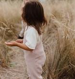 Grown GEBREID BOXPAKJE | PRACHTIGE PLAYSUIT MET FRANJES | BABYKLEDING