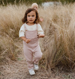 Grown KNITTED BOX SUIT | BEAUTIFUL PLAYSUIT WITH FRINGES | BABY CLOTHES