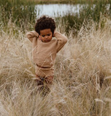 Grown BROWN KNITTED BLOOMER | KNITTED SHORT PANTS | CHILDREN'S CLOTHES