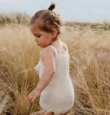 Grown FIJN GEBREIDE ROMPER | PRACHTIGE GEBREIDE BABY KLEDING | BABYKLEDING