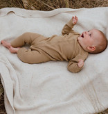 Grown FINE KNITTED SUIT   BEAUTIFUL PLAYSUIT IN RIB COTTON