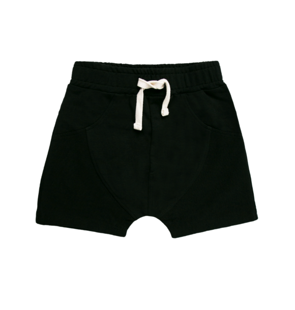 Minikid BLACK SHORTS