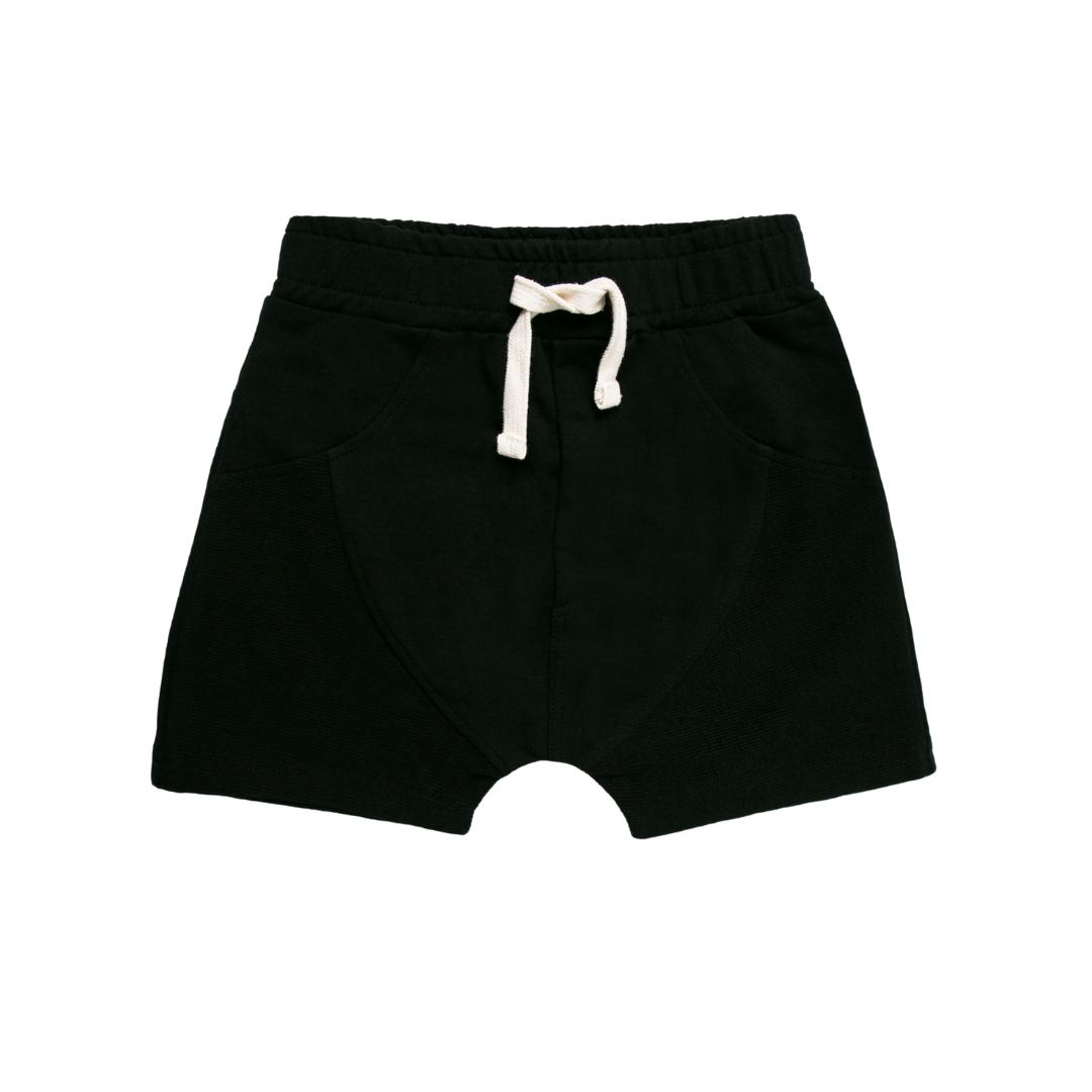 Minikid BLACK SHORT PANTS | COOL SHORTS | CHILDREN'S CLOTHING MINIKID