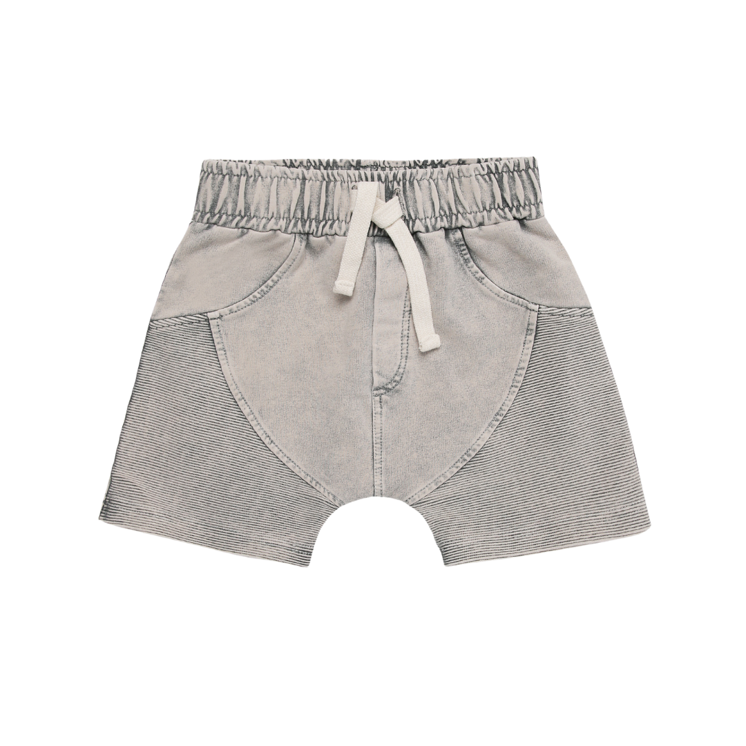 Minikid GRAY SHORT PANTS   COOL SHORTS   CHILDREN'S CLOTHING MINIKID
