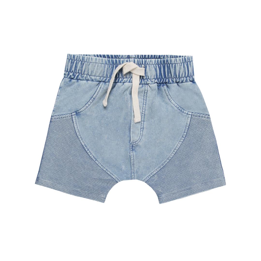 Minikid BLUE SHORTS | COOL SHORTS | CHILDREN'S CLOTHING MINIKID