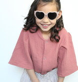 Zoofs SHIRT FOR GIRLS | WIDE SLEEVED TOP | GIRL CLOTHES