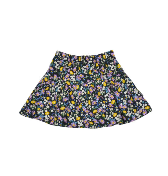 No Labels Kidswear RUFFLE SKIRT FLORAL