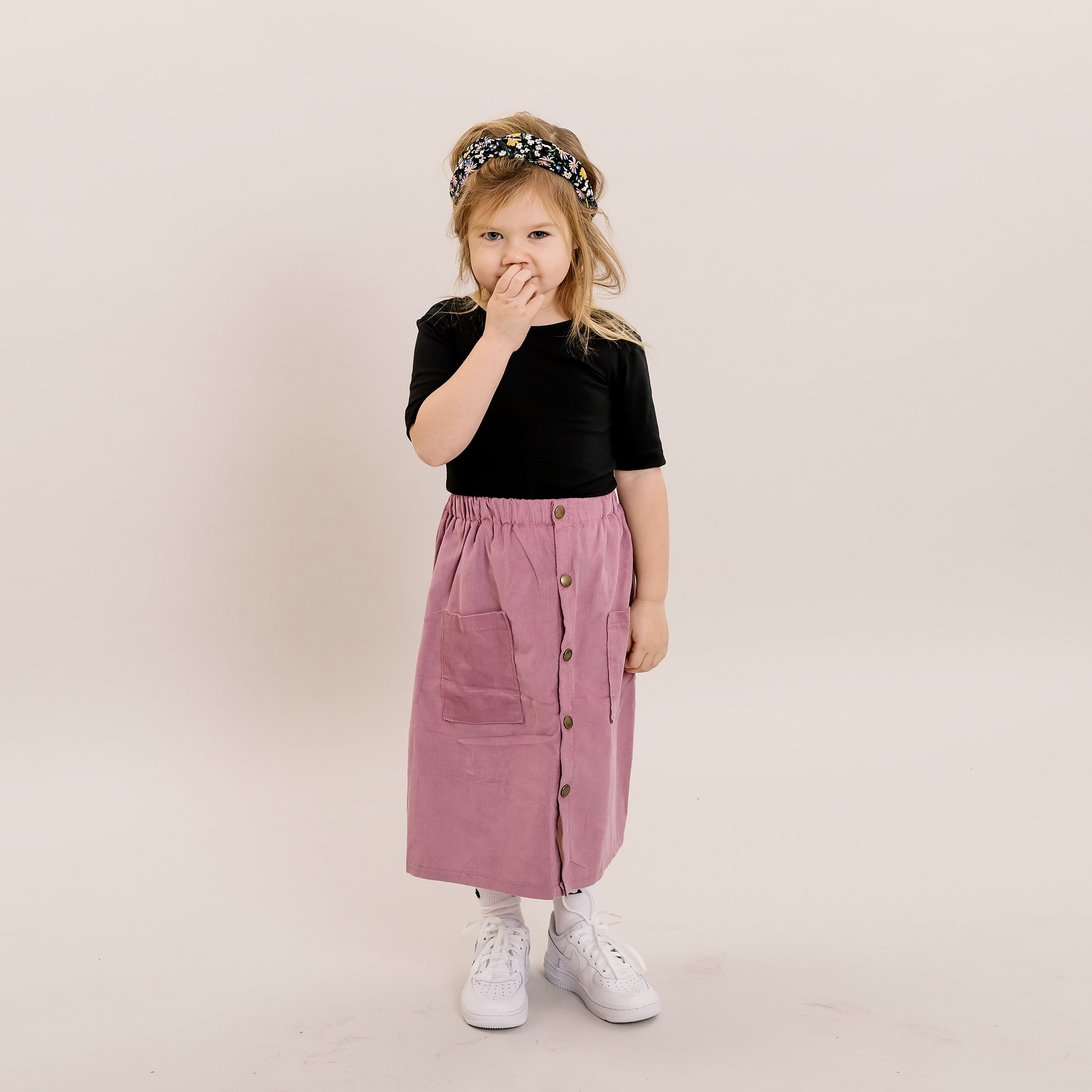 No Labels Kidswear MAXI SKIRT FOR GIRLS | LONG SKIRT | GIRL CLOTHES