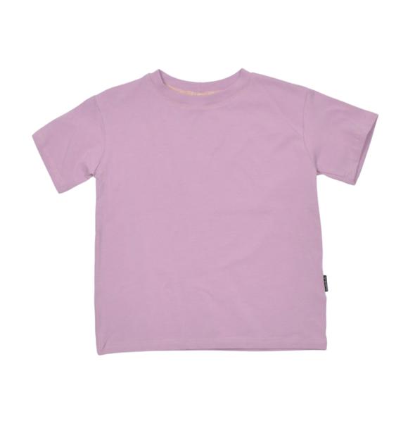 No Labels Kidswear OVERSIZED T-SHIRT LILA