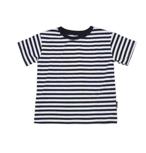 No Labels Kidswear OVERSIZED STRIPE T-SHIRT