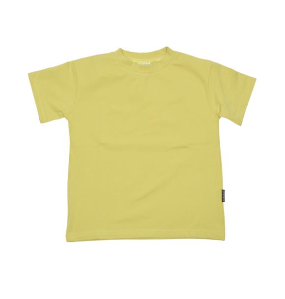 No Labels Kidswear OVERSIZED T-SHIRT DUSTY YELLOW