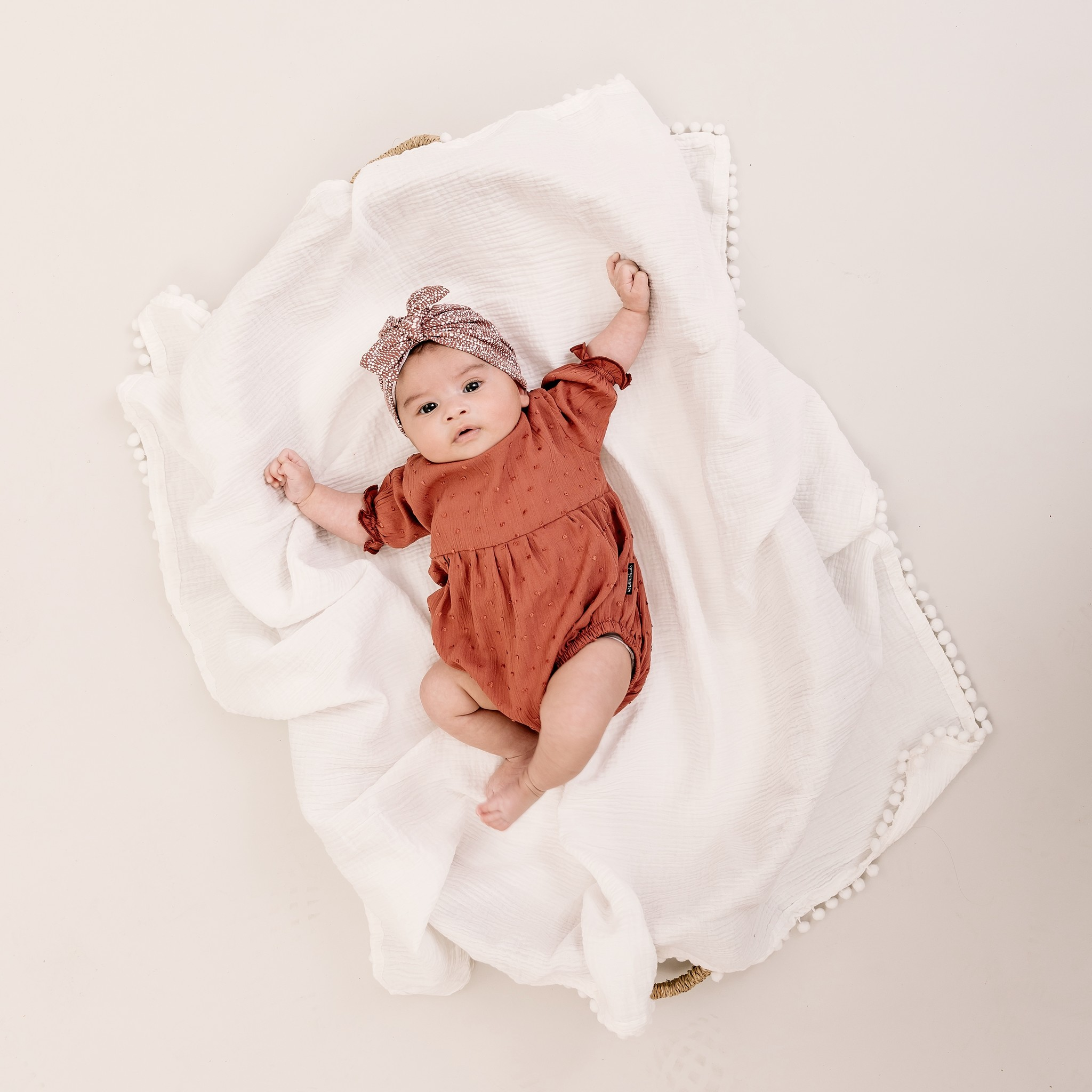 No Labels Kidswear LINEN BOX SUIT | BEAUTIFUL BABY PACKAGE | BABY CLOTHES GIRL