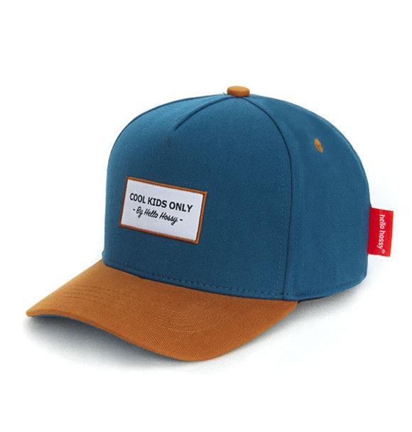 Hello Hossy CAP DUCK BLUE