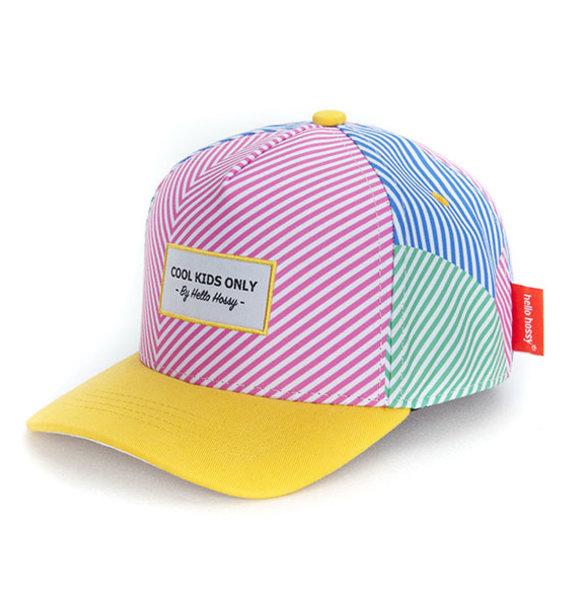 Hello Hossy CAP STRIPES