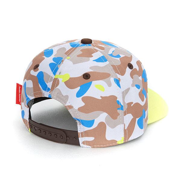 Hello Hossy  CHILDREN'S PET | CAMOUFLAGE CAP FOR KIDS | BOYS CAP