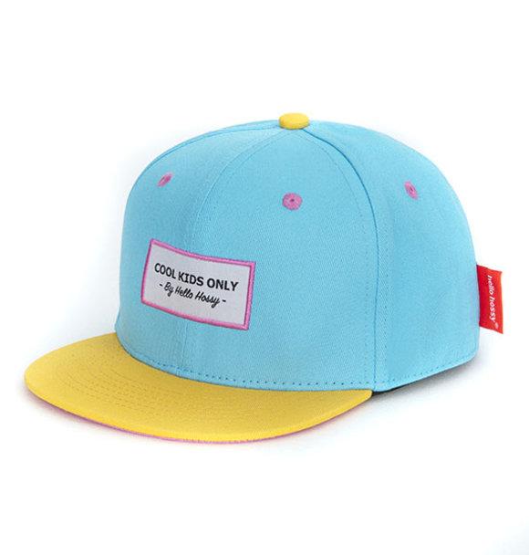 Hello Hossy CAP SKY BLUE