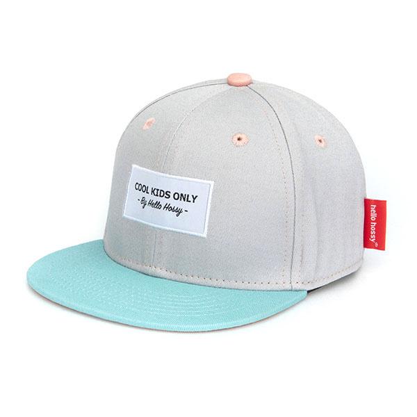 Hello Hossy CHILDREN'S CAP | GRAY CAP FOR KIDS | BABY CAP