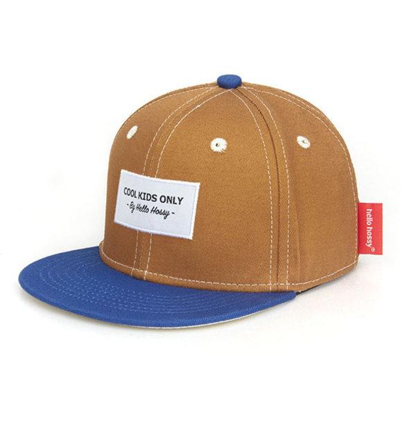Hello Hossy CAP MINI CARAMEL