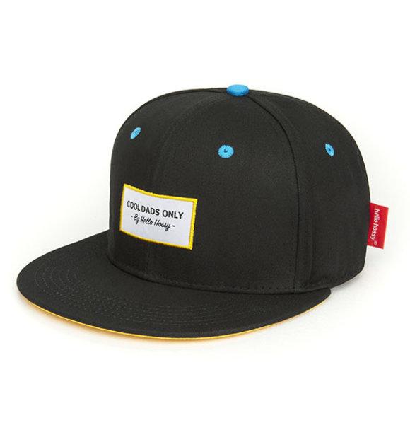 Hello Hossy CAP MINI BLACK