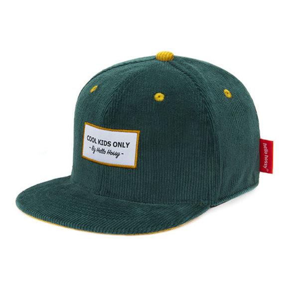 Hello Hossy CAP SWEET EMERALD
