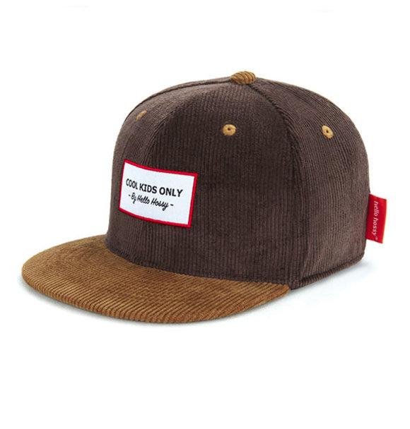 Hello Hossy CAP SWEET BROWNIE